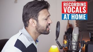 5 Tips For Recording Vocals At Home | For Beginners | In Hindi