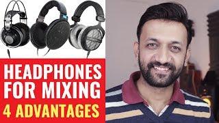 Should You Mix With Headphones? Best Home Studio Headphones