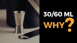 Why 30 ml and 60 ml Peg? | Why alcohol Pouring Standard is 30 ml & 60 ml ?| Dada Bartender