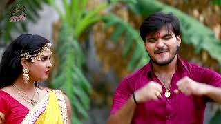 HD VIDEO   Arvind Akela Kallu & Chandani Singh   सलोनी के मम्मी दुबरा जइबू   Bhojpuri Navratri Song