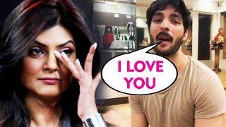 Sushmita Sen Boyfriend Rohman Shawl Propose Her In Bengali Is Too adorable