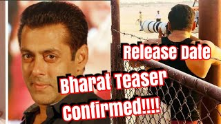 Salman Khans #Bharat Movie Teaser Is Set To Release On January 26 2019 l Almost Confirmed