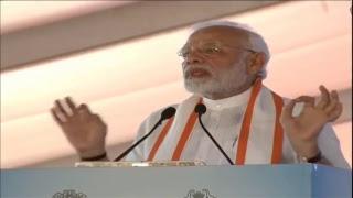 PM Shri Narendra Modi inaugurates Kollam Bypass