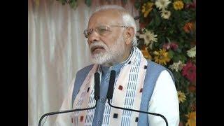 PM Modi inaugurated Bolangir-Bichhupali railway line in Odisha