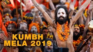 Kumbh Mela 2019: World's largest religious congregation gets underway with Shahi Snan at Prayagraj