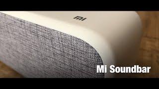 Mi Soundbar: First Impressions | ETPanache