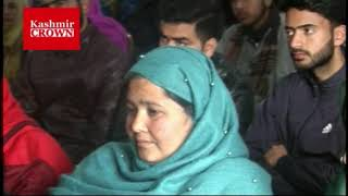 DB Tech Organises Councelling Session for Unemployed Youth in Janbaz Pora Baramulla.Report by Rezwa