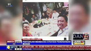 Jelang Debat Pilpres, Jokowi Bertemu Ketum Parpol Koalisi