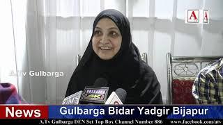Chotu Kolhapuri Wada Pav Ka iftetah Hagargah Cross Par Kaneez Fatima MLA Ke Hathon Amal Mein Aya