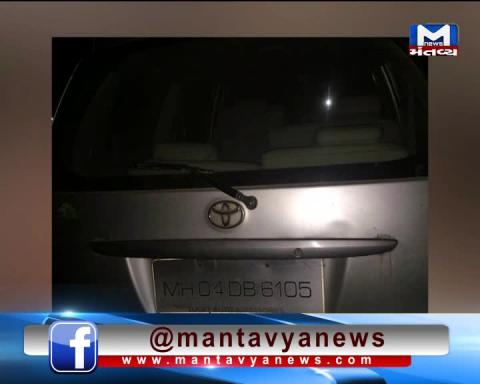 Valsad: A Dead body found hanging under the car