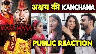 Akshay In KANCHANA Hindi Remake | PUBLIC REACTION | Horror Comedy