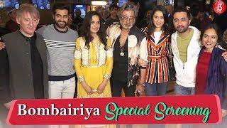 Bombairiya Film Special Screening | Shraddha Kapoor Shakti Kapoor
