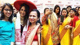 Deepika Kakkars FIRST EVENT After Winning Bigg Boss 12   Manikchand Jewellers Assam