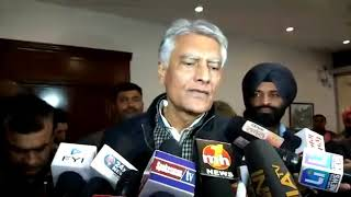 Sunil Jakhar confirms kulbir zira suspension - tv24