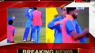 एडिलेड वनडे में गुस्से में दिखे धोनी, खलील अहमद को दे डाली गाली - tv24