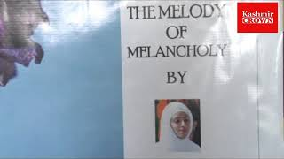 12th standard student Madiha Mushtaq  releases her first book