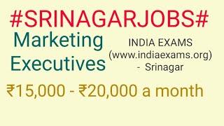 #SRINAGAR#JOBS  |Jobs near me | SRINAGAR | For Freshers and Graduates | No experience | At home |
