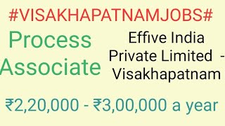 #VISAKHAPATNAM#JOBS |Jobs near me | in VISAKHAPATNAM  | For Freshers and Graduates| No experience|