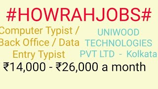 Howrah jobs #JOBSNEAR#ME  |Jobs in Howrah  For Freshers and Graduates | No experience | At home|