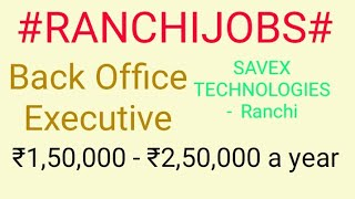 Ranchi Jobs #JOBS#NEARME   |Jobs in Ranchi For Freshers and Graduates | No experience | At home|