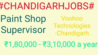 CHANDIGARH JOBS |#JOBS#NEARME   |Jobs in CHANDIGARH For Freshers and Graduates | No experience |