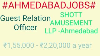 AHMEDABAD JOBS#JOBS#NEARME   |Jobs in AHMEDABAD For Freshers and Graduates | No experience |