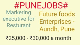 PUNE JOBS #JOBS#NEARME  |Jobs in Pune For Freshers and Graduates | No experience |