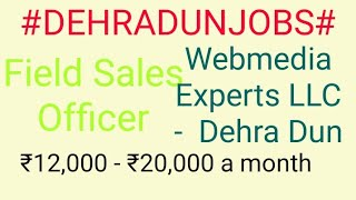 #DEHRADUN#JOBSnearme|Jobs in DEHRADUN  For Freshers and Graduates | No experience |