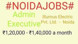 #NOIDA#JOBSnearme|Jobs in NOIDA For Freshers and Graduates | No experience |