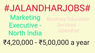 #JALANDHAR#JOBSnearme|Jobs in JALANDHAR For Freshers and Graduates | No experience |