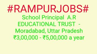 #JOBS#near#me|Jobs in RAMPUR For Freshers and Graduates | No experience | Part Time | At Home |