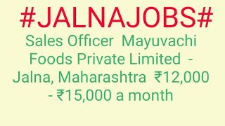 #JOBS#near#me|Jobs in JALNA For Freshers and Graduates | No experience | Part Time | At Home |