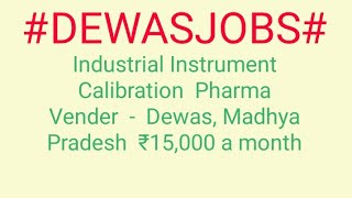 #JOBS#near#me Jobs in DEWAS For Freshers and Graduates   No experience   Part Time   At Home  