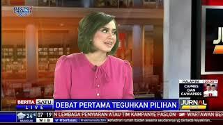 Dialog: Debat Pertama Teguhkan Pilihan #1
