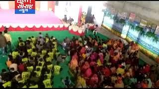 દામનગર-ગુરુકુળ ખાતે ભવ્ય સાખ ઉત્સવ ઉજવાયો