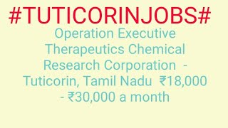 #JOBS#near#me|Jobs in TUTICORIN For Freshers and Graduates | No experience | Part Time | At Home |