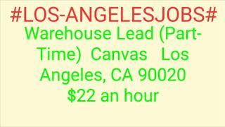 #LOS-ANGELES#JOBS