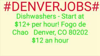 #DENVER#JOBS