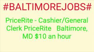#BALTIMORE#JOBS