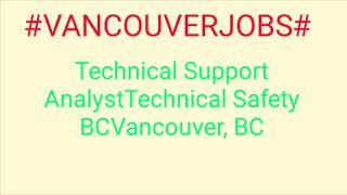 #VANCOUVER#JOBS