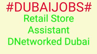 #DUBAI#JOBS