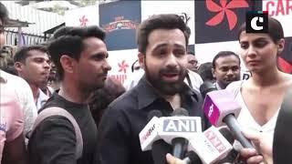 Emraan Hashmi speaks on #MeToo allegations on 'Why Cheat India' director