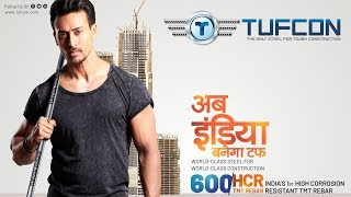 Tiger Shroff Wishes Happy Independence Day from TUFCON