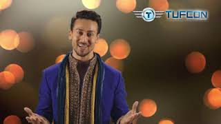 Tiger Shroff wishes Happy Diwali from the TUFCON TMT 600HCR Family
