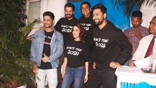 URI Movie | SUCCESS PARTY | Vicky Kaushal Yami Gautam, Mohit Raina