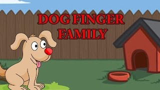 Dog Finger Family | Animal Finger Family