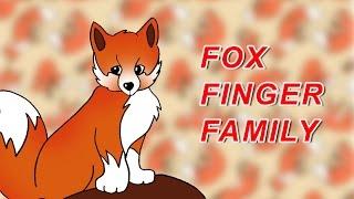 Fox Finger Family | Animal Finger Family