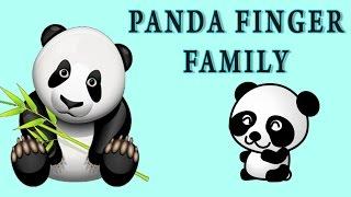 Panda Finger Family | Animal Finger Family