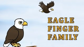 Eagle | Animal Finger Family