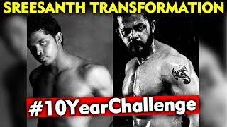 Sreesanth's #10YearChallenge   Amazing Transformation In 10 Years   Bigg Boss 12 Fame